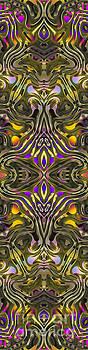 Abstract Rhythm - 33 by Hanza Turgul