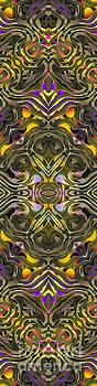 Abstract Rhythm - 34 by Hanza Turgul