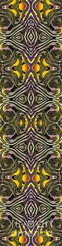 Abstract Rhythm - 36 by Hanza Turgul