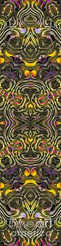 Abstract Rhythm - 37 by Hanza Turgul