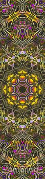 Abstract Rhythm - 38 by Hanza Turgul