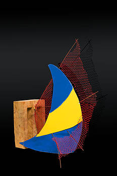 Jeanette K - Abstract Sculpture