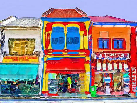 Nina Bradica - Abstract Stores