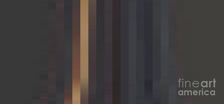 Abstract Stripes by Maria Julia Bastias