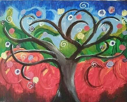 Abstract Tree by Tiffany  Rios