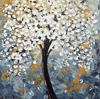 Abstract Trees by Jolina Anthony