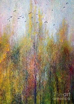 Svetlana Sewell - Abstract Trees
