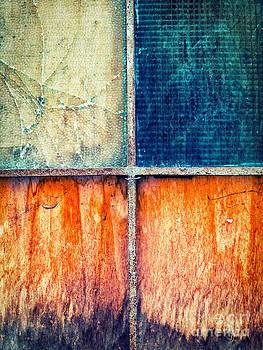 Silvia Ganora - Abstract window