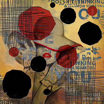 Abstract Women 07 by Mahnoor Shah