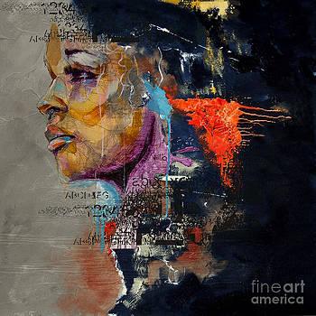 Abstract Women 20 by Mahnoor Shah