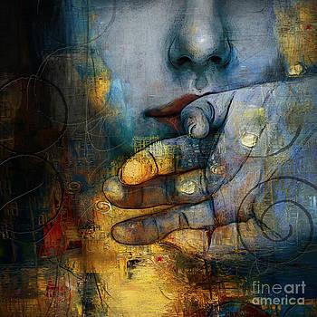 Abstract Women 5 by Mahnoor Shah