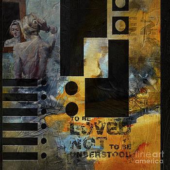 Abstract Women 6 by Mahnoor Shah