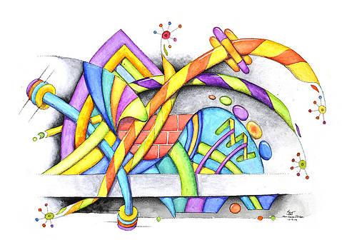 Sam Davis Johnson - Abstracted
