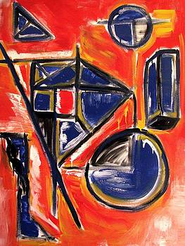 Abstraction by John Maione Jr