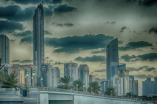 Munir El Kadi - Abu Dhabi Cityscape
