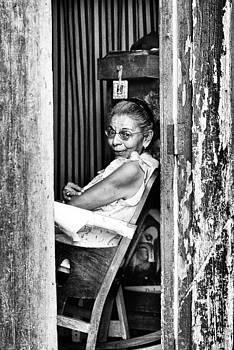 Abuela by William Shevchuk