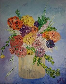 Abundance Bouquet by Lettie Krell