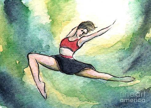 Ac302 Dancer AY by Kirohan Art