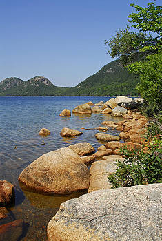 Acadia by Jacob Beck