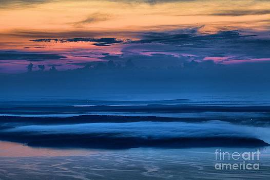 Adam Jewell - Acadia Sunrise