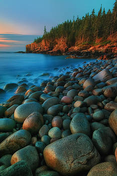 Thomas Schoeller - Acadian Dawn - Otter Cliffs
