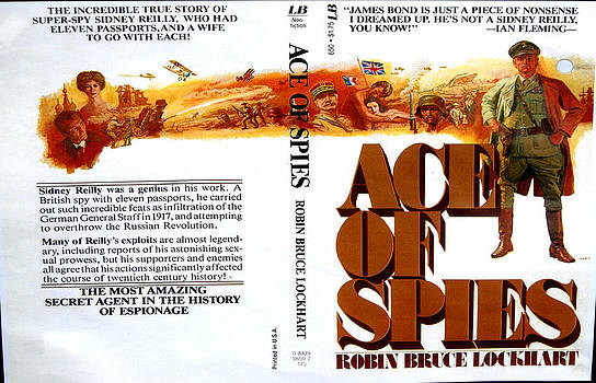 Ace Of Spies Cover by Mel Greifinger