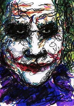 Rachel Scott - ACEO Joker IV