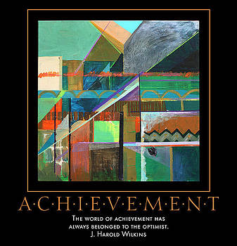 Achievement by Sylvia Greer