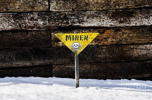 Paul Mashburn - Achtung Minen