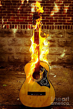 Acoustic Fire 2 by Patrick Rodio