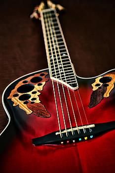 Karol Livote - Acoustical Red