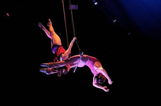 Acrobatics by Arylana Art