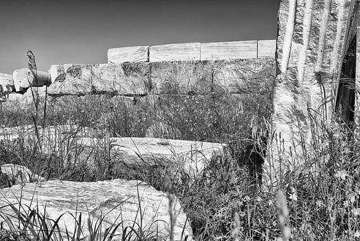 Acropolis Athens by David Durham