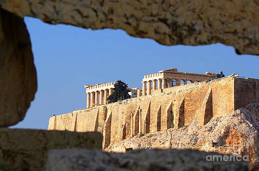 Acropolis by Holger Ostwald