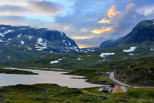 Julia Fine Art And Photography - Across Scandinavian Mountains