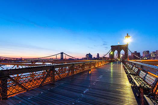 Across The Bridge by Daniel Chen