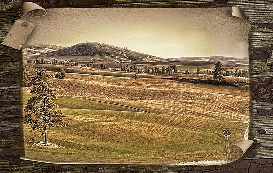 Across The Long Valley by Doug Fredericks