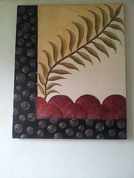 Acrylic Medium by Vinda  Chavre