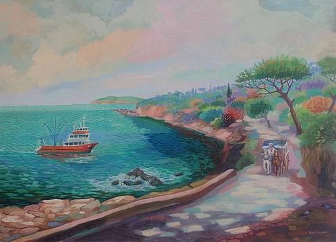 Ada Yolu by Yavuz Saracoglu