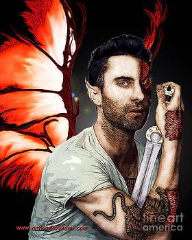 Kami Catherman - Adam Dragon Warrior