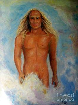 Adam reborn  by Relly Peckett