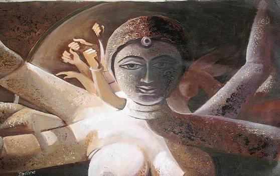 Aadya  by Sadhna Tiwari
