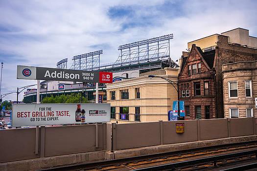 Addison Street Station by Tom Gort
