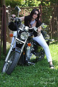 Adel Easy Rider by  Andrzej Goszcz