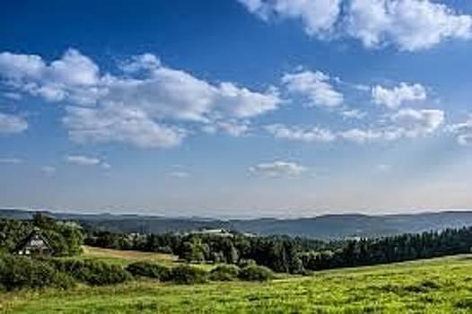 Adeyemi Fawole - Lovely View of Landscape by ADEYEMI FAWOLE Hamilton Adeyemi Fawole NZ