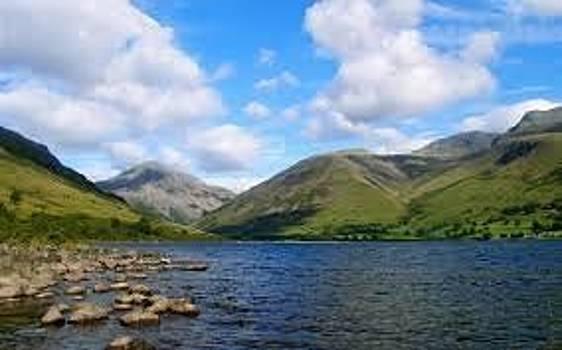 Adeyemi Fawole - Mountains by ADEYEMI FAWOLE Hamilton Adeyemi Fawole NZ