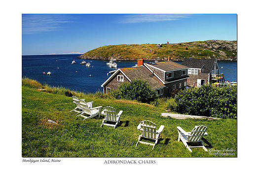 Adirondack Chairs by George Salter