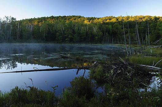 Adirondack Sunrise by Bob Grabowski