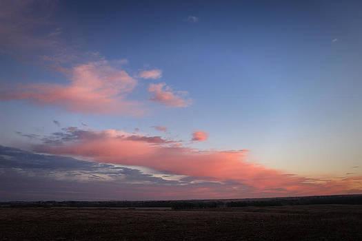Adjacent to Sunrise by Ben Shields