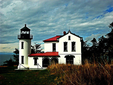 Kevin D Davis - Admiralty Head Lighthouse